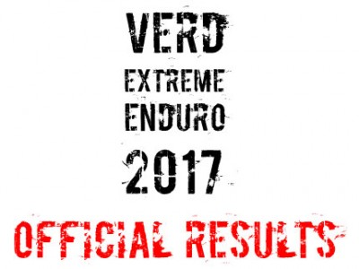 VERD EXREME ENDURO 2017 - RESULTS